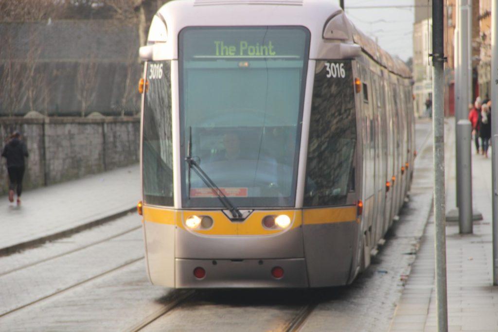 Dublinská tramvajová doprava