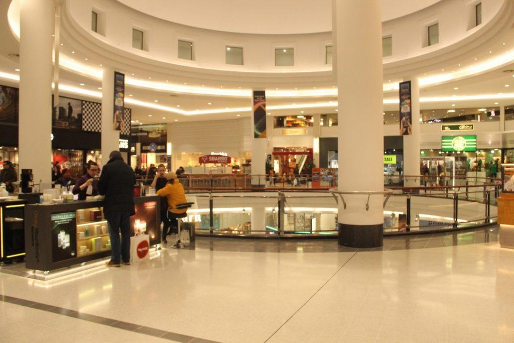 Jervis Shopping Centre Dublin - Obchodní centrum Jervis Dublin