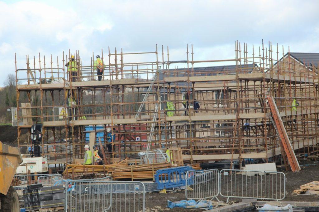 stavební profese jsou v Irsku velmi poptávané