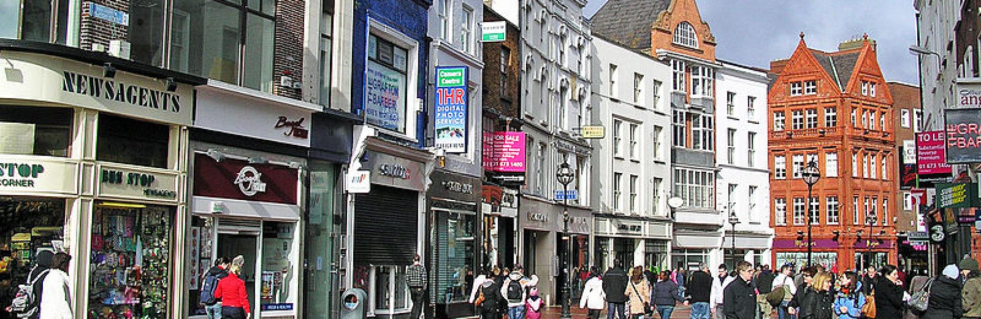 Život v Irsku